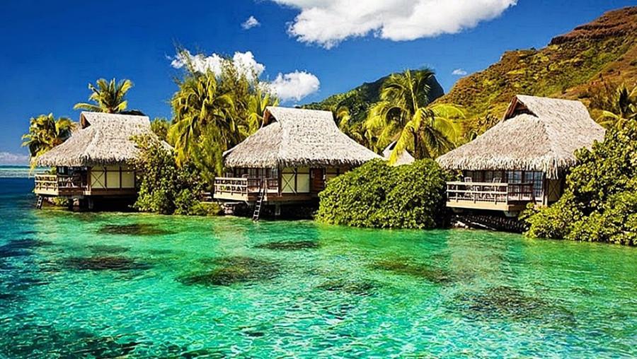 Ilhas Fiji são conhecidas por suas belezas naturais e clima tropical (Foto: Divulgação)