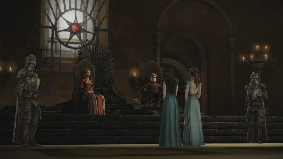 Jogo de Game of Thrones (Foto: Divulgação)