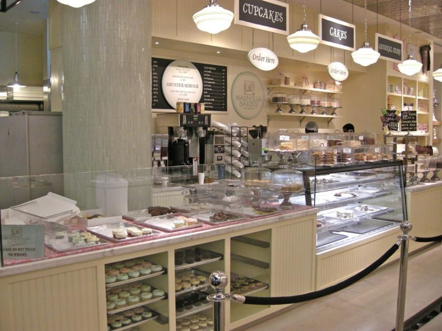 Loja da Magnolia Barkely em Nova Iorque (Foto: Divulgação)