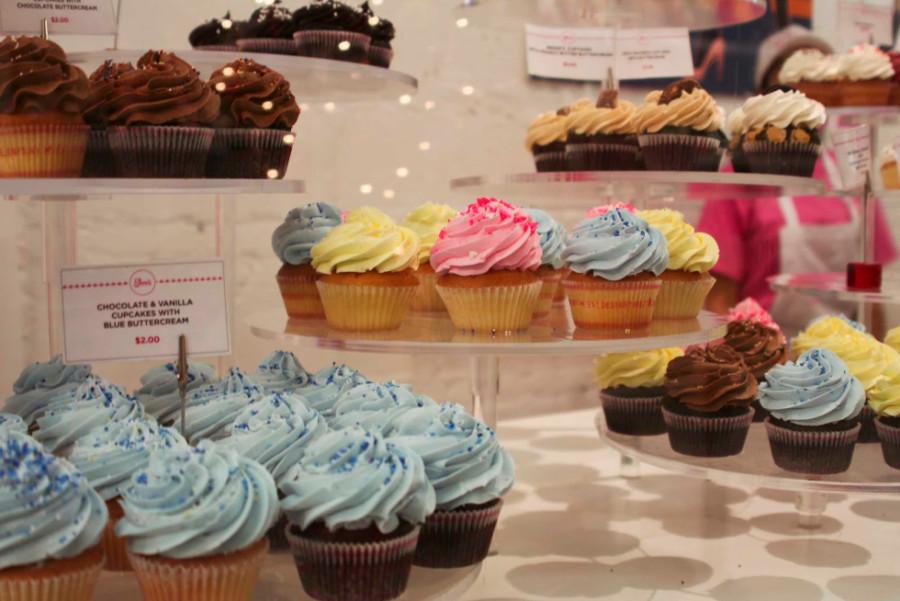 Confeitaria é famosa pelos cupcakes (Foto: Divulgação)