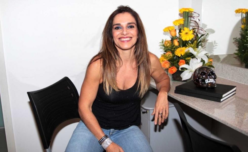 Mara é atriz, roteirista e dramaturga (Foto: Divulgação)