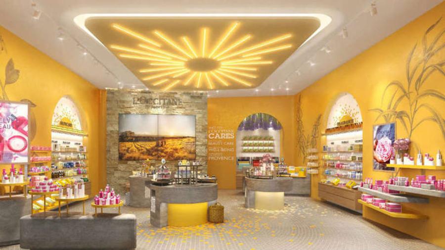 L'Occitane inaugura loja experimental no shopping Iguatemi (Foto: Divulgação)
