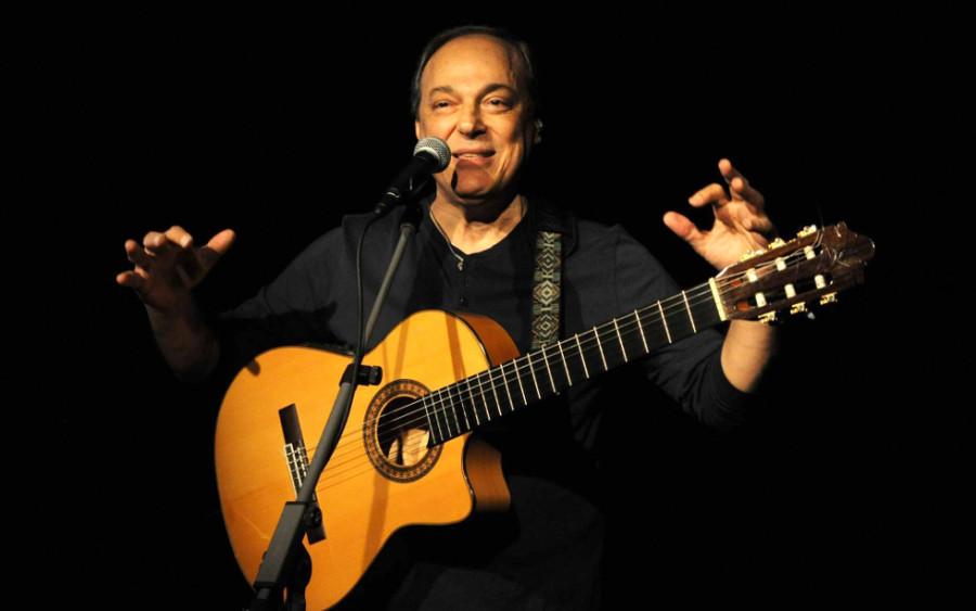 Toquinho comemora 50 anos de carreira com shows em diversas capitais (Foto: Divulgação)