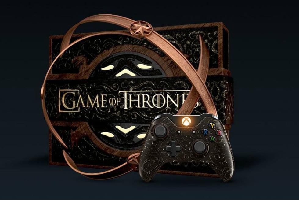 Xbox One lança edição temática de Game of Thrones (Foto: Divulgação)