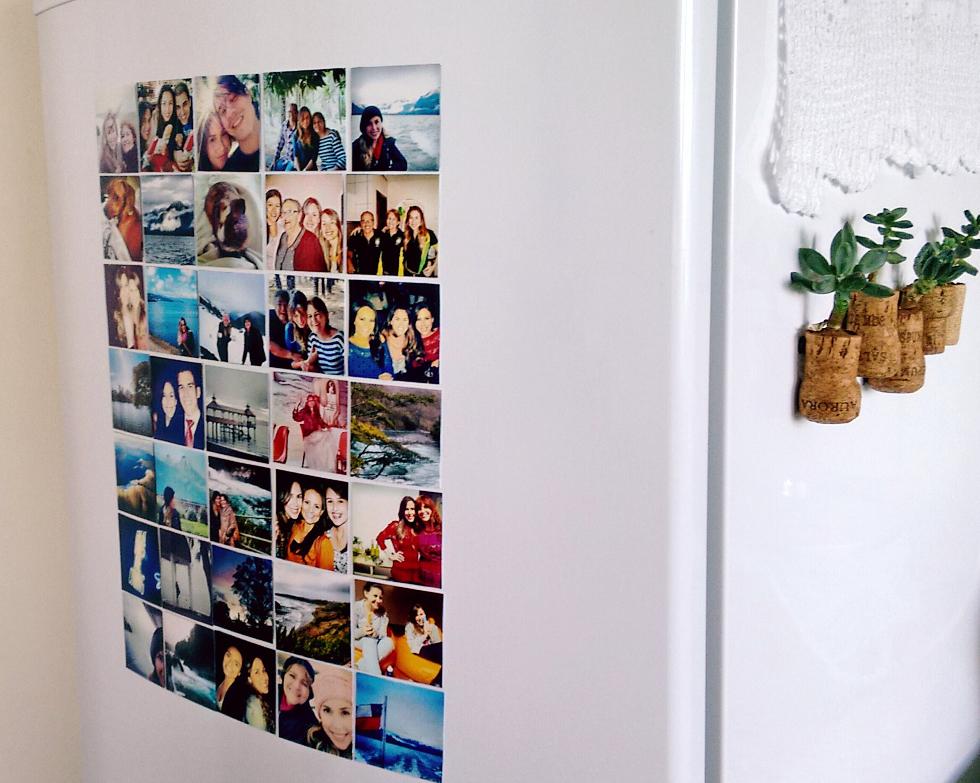 Ímãs de geladeira personalizados (Foto: Divulgação)