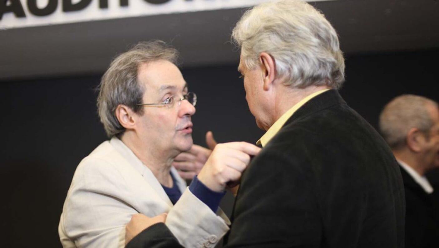 Daniel Dantas dá vida a Henry (Foto: Nair Barros)