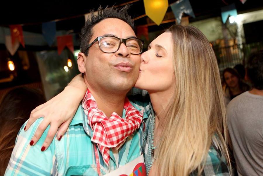 Festa junina do Viela Bar (Foto: Divulgação)