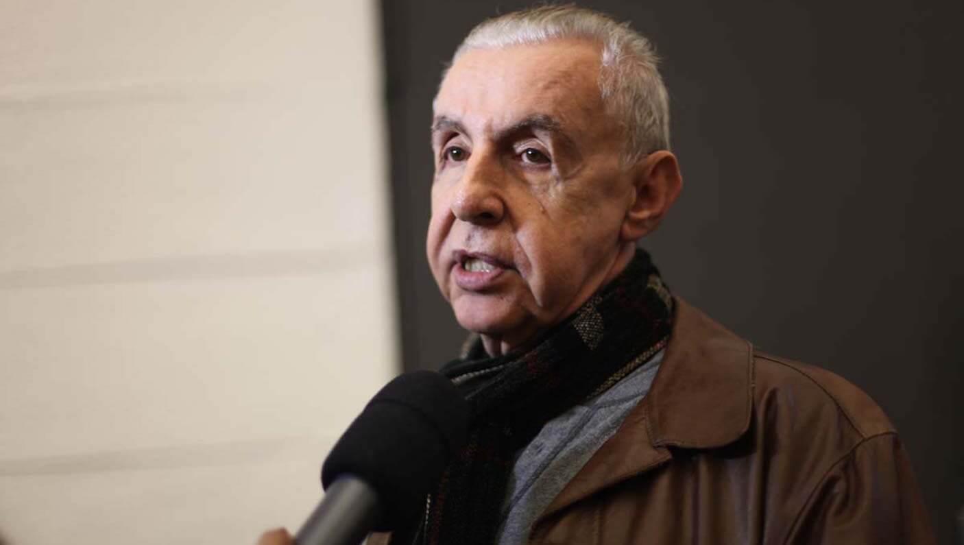 Diretor da peça, Elias Andreato (Foto: Nair Barros)