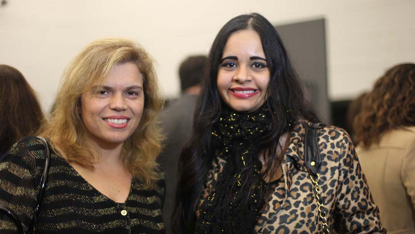 Estreia do espetáculo Isadora (Foto: Nair Barros)