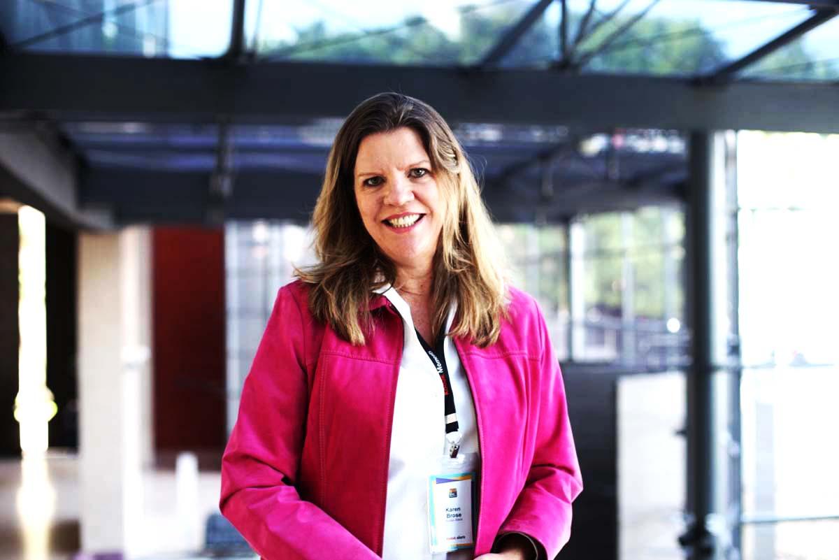 Diretora de novos negócios da Kodak na América Latina, Karen Brose (Foto: DIvulgação)