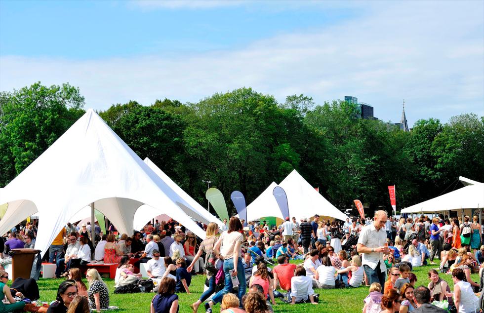 Taste Festivals de Londres, edição 2011 (Foto: Divulgação)
