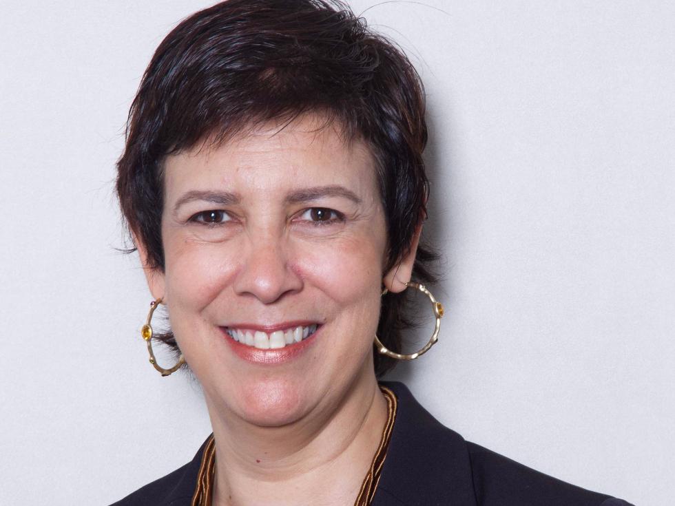 A vice presidente de marketing do Mastercand, Beatriz Galloni, acredita que o mercado de cartão de crédito não tenha sofrido muito impacto da crise econômica (Foto: Divulgação)