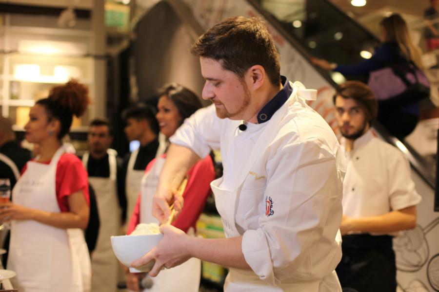 Chef Alessandro Segato (Foto: Divulgação)