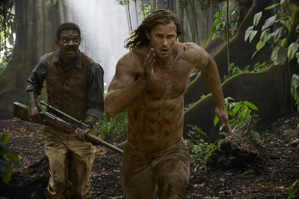 """""""A Lenda de Tarzan"""" (Foto: Divulgação)"""