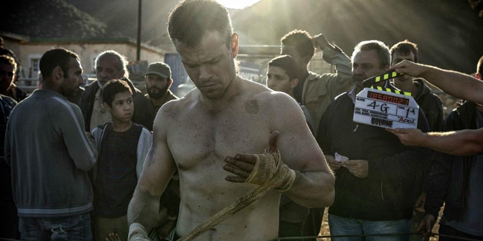 """""""Jason Bourne"""" (Foto: Divulgação)"""
