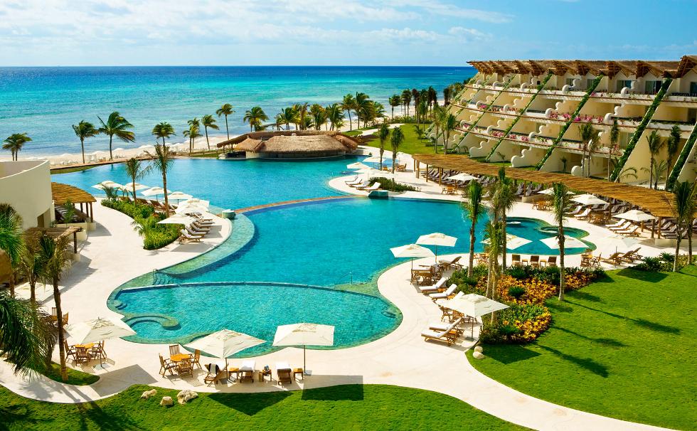 Resorts do Grand Velas oferecem pacote luxuoso para noivos (Foto: Divulgação)