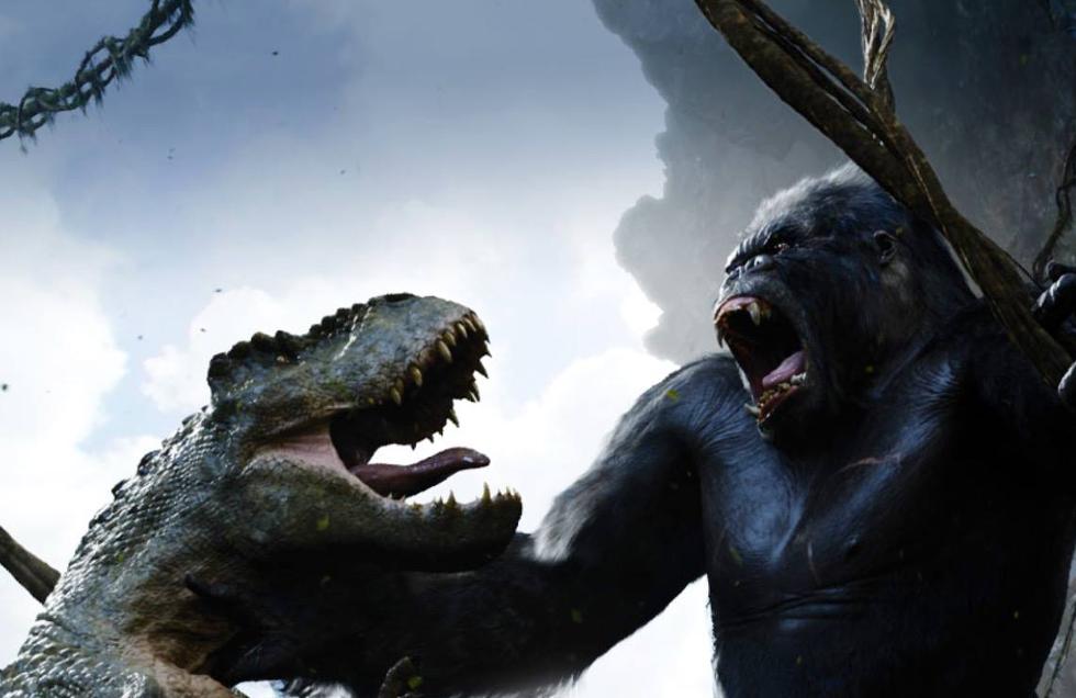 """""""Skull Island: Reign of Kong"""" (Foto: Divulgação)"""