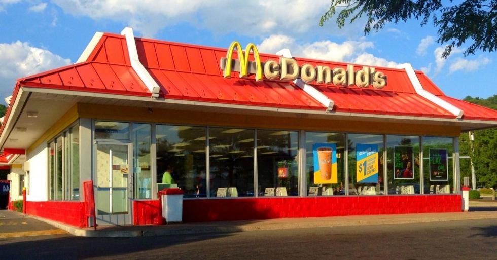 Novidade fica no cardápio do Mc Donald's por tempo limitado (Foto: Divulgação)