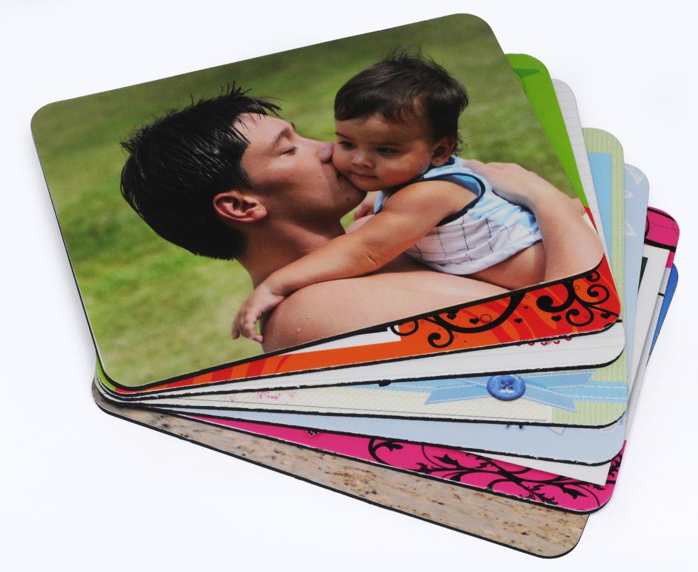 Mouse pads personalizados (Foto: Divulgação)