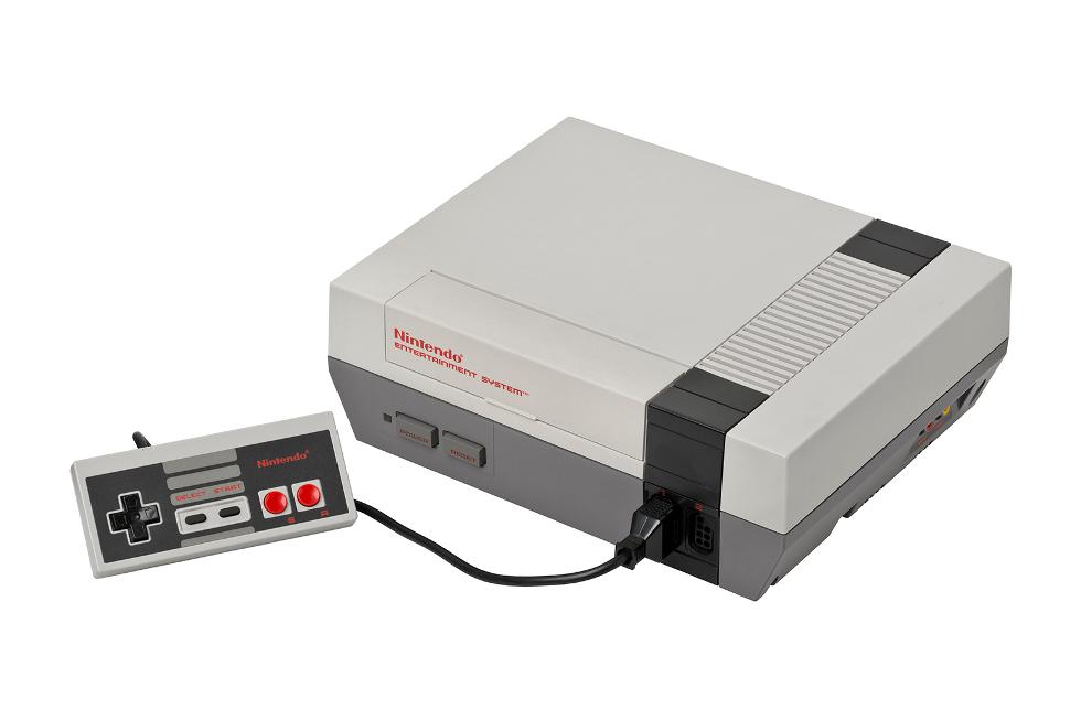 Nintendo relança o clássico videogame Nes (Foto: Divulgação)