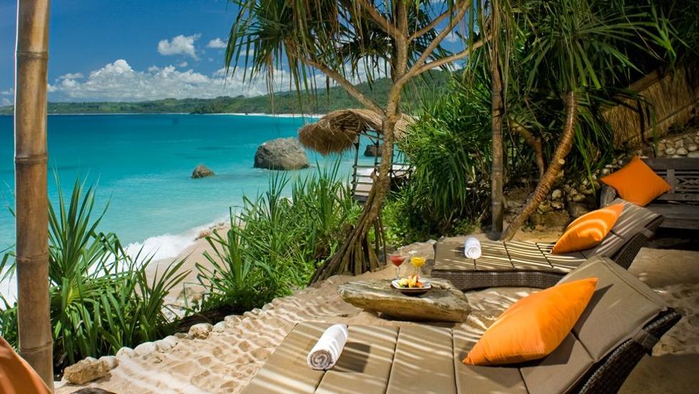 """Nihiwatu resort foi considerado o melhor hotel do mundo pela revista norte-americana """"Travel + Leisure"""" (Foto: Divulgação)"""