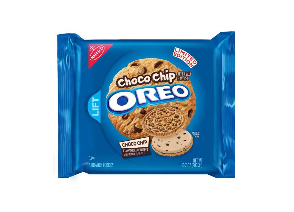 Edição limitada sabor Choco Chip já está disponível em lojas selecionadas dos Estados Unidos (Foto: Divulgação)