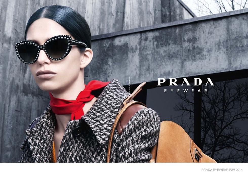 Coleção Prada Mod Eyewear (Foto: Divulgação)