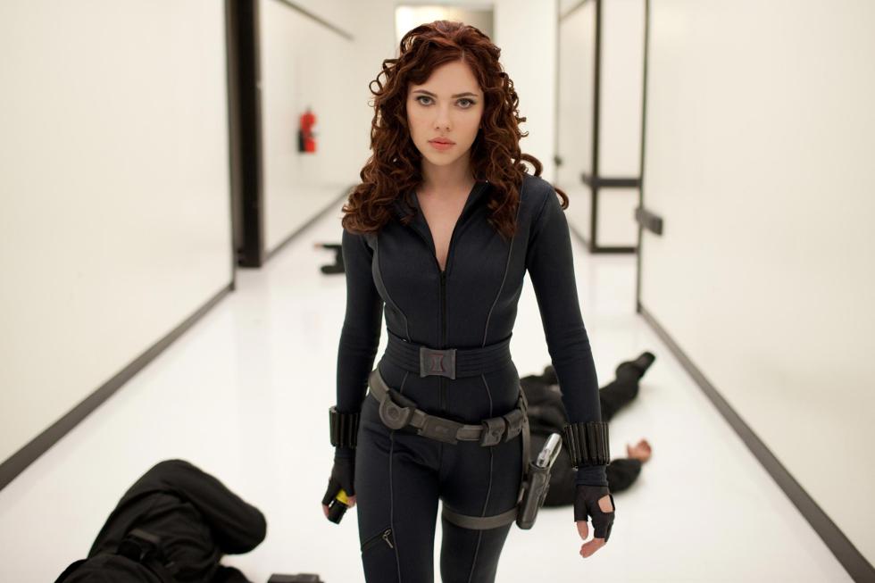 Atriz interpretou Viúva Negra em 'Os Vingadores (Foto: Divulgação)