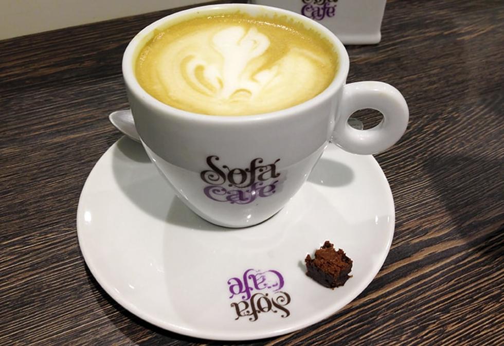 Cliente pede 'café surpresa' e ganha bebida do cardápio (Foto: Divulgação)