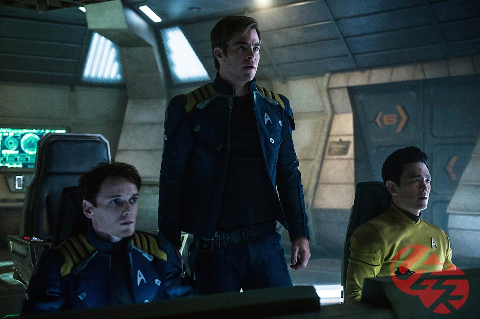 Novo longa do Star Trek foi exibido em 3.928 salas de cinema e faturou U$ 59,6 milhões (Foto: Divulgação)