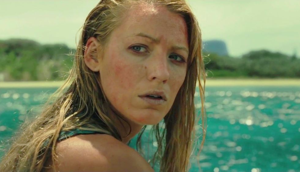 """Blake Lively em """"Águas Rasas"""" (Foto: Divulgação)"""