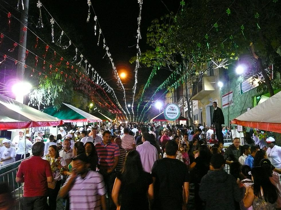 Festa da Achiropita (Foto: Divulgação)