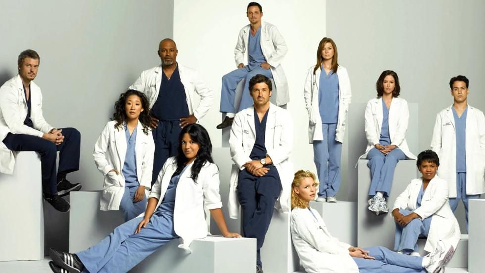Grey's Anatomy (Foto: Divulgação)