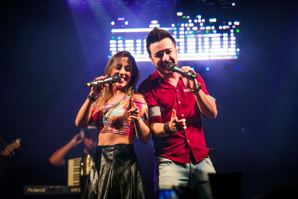 Beatriz e Gabriel (Foto: Divulgação)