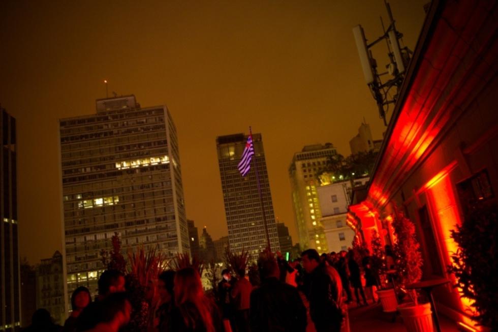 6ª edição do popup club AIR acontece neste sábado (Foto: Divulgação)