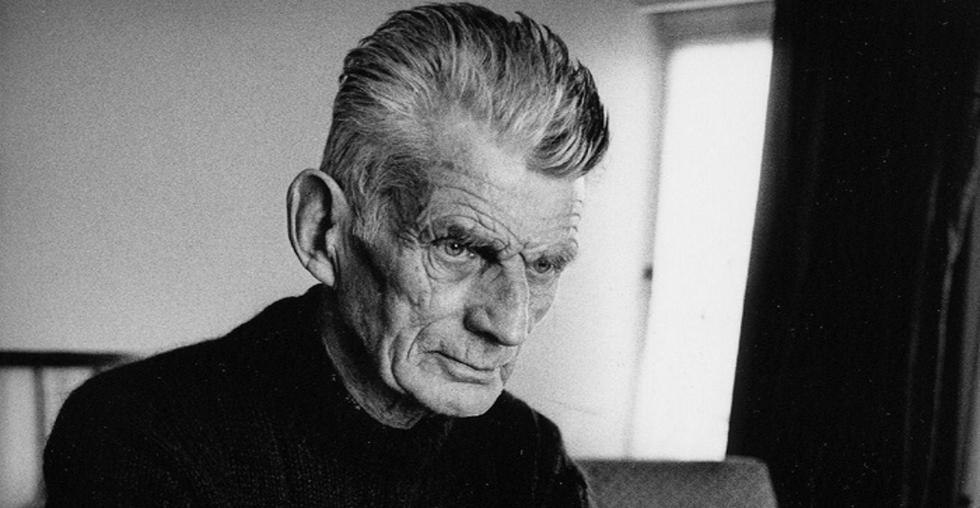 Dramaturgo irlandês Samuel Beckett (Foto: Divulgação)