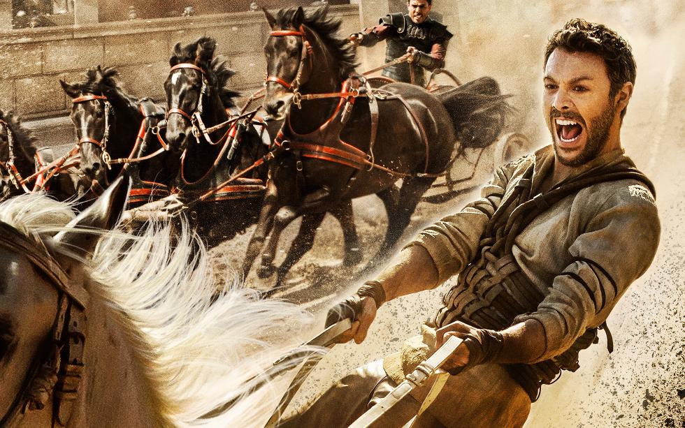 Remake de Ben-Hur (Foto: Divulgação)