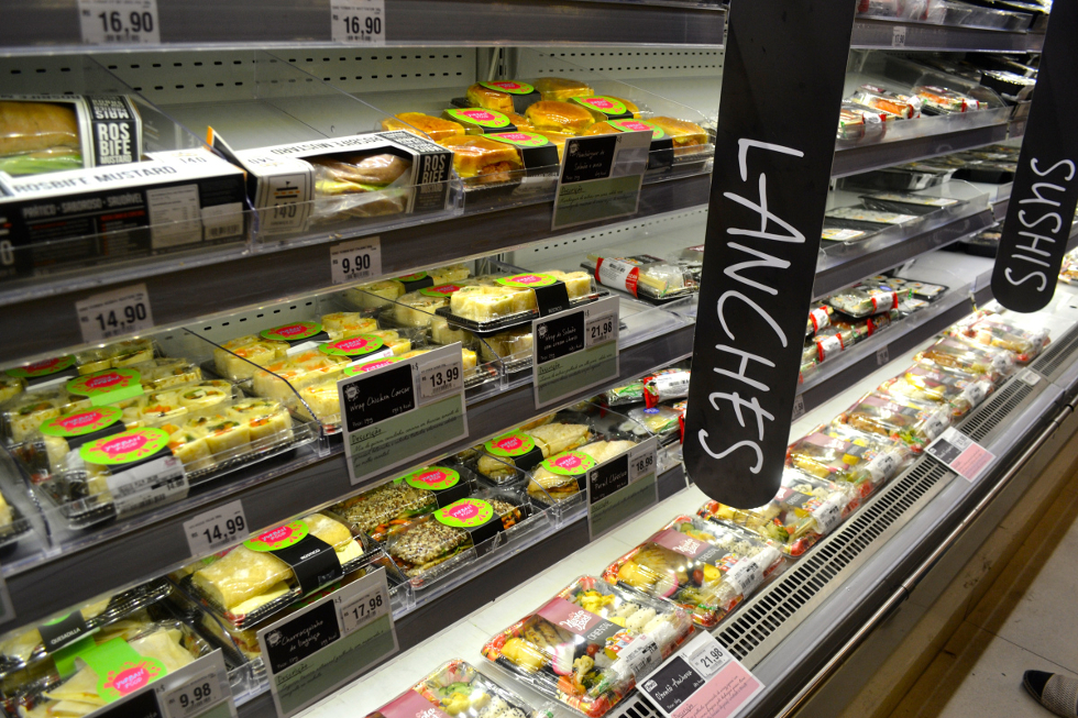 Rede é conhecida por vender alimentos japoneses (Foto: Divulgação)