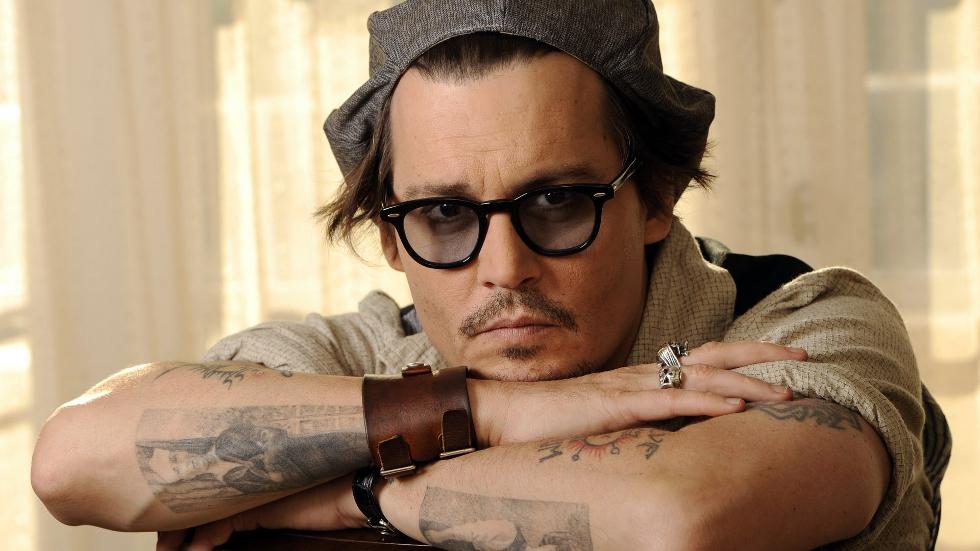 Johnny Depp ficou na quinta posição, com U$ (Foto: Divulgação)