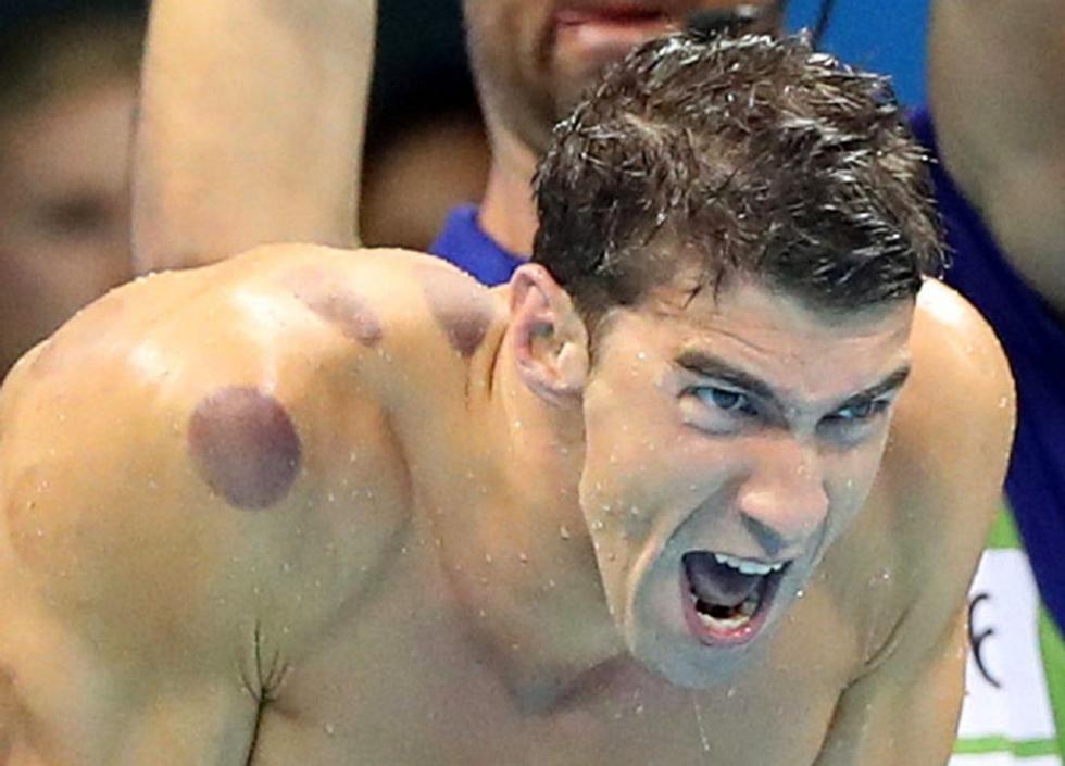 Michael Phelps conquista 20ª e 21ª medalha de ouro olímpica no Jogos Olímpicos Rio 2016 (Foto: Divulgação)