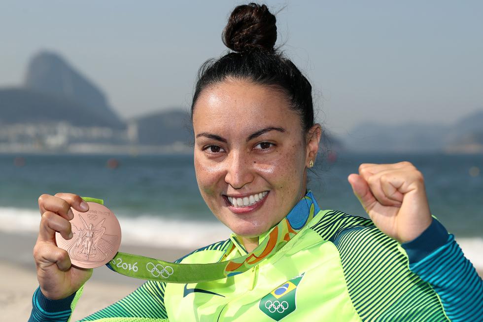 Poliana Okimoto (Foto: Divulgação)