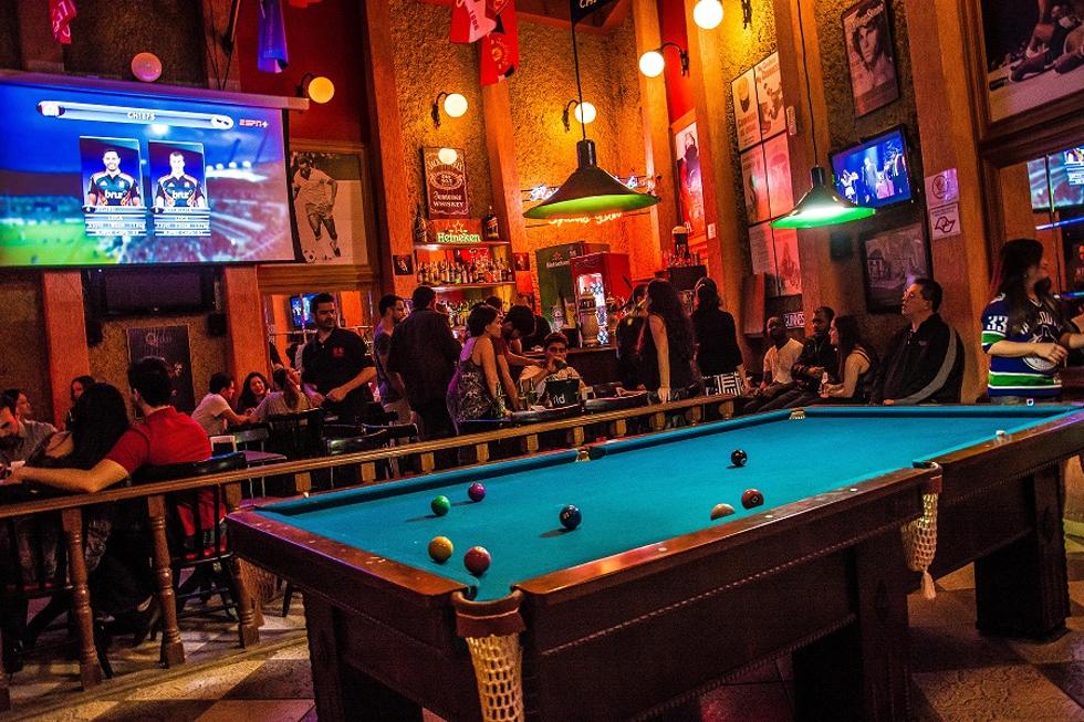 Republic Pub (Foto: Divulgação)