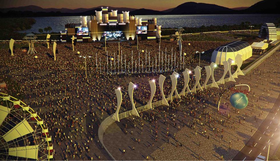Nome da primeira atração do festival será divulgado ainda neste mês (Foto: Divulgação)