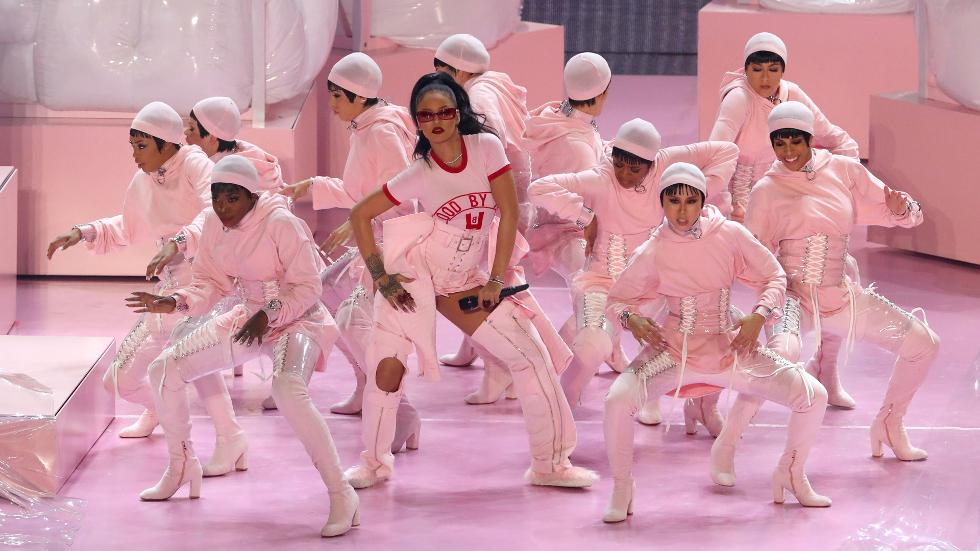 Performance Rihanna VMA 2016 (Foto: Divulgação)