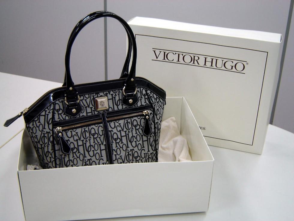 Bolsa Victor Hugo (Foto: Divulgação)