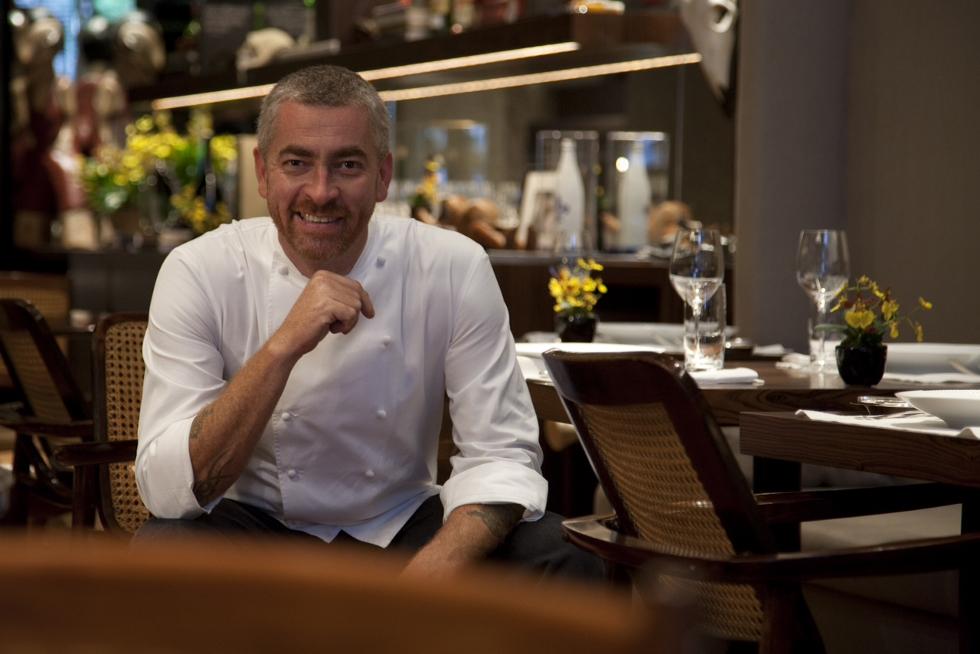 D.O.M., do chef Alex Atala, ficou na terceira posição da lista (Foto: Divulgação)
