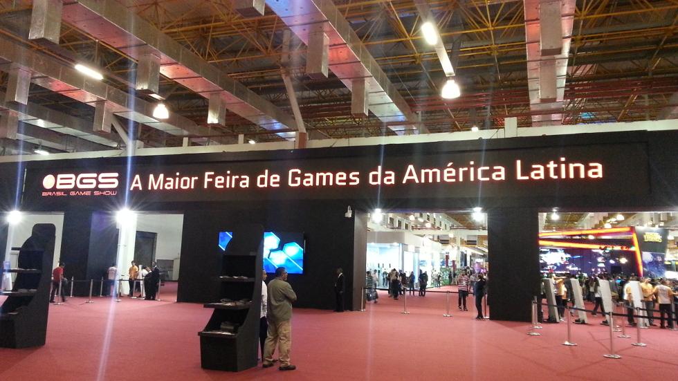 Resultado de imagem para brasil game show 2016