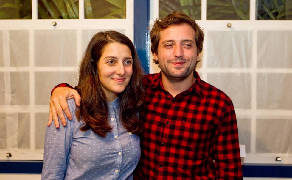 Clarice Falcão e Gregorio Duvivier (Foto: Divulgação)
