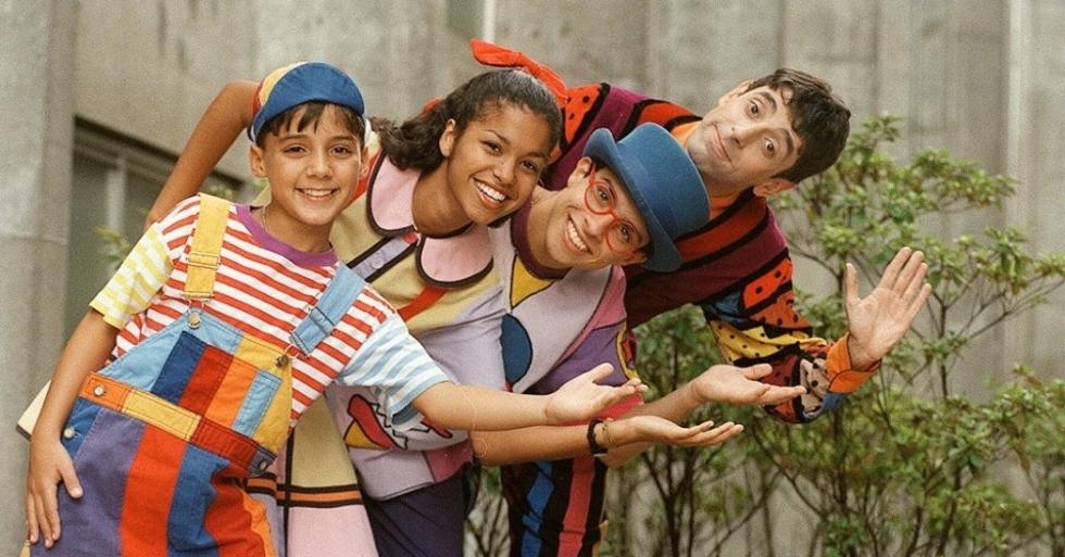 Zequinha, Biba, Pedro e Nino (Foto: Divulgação)