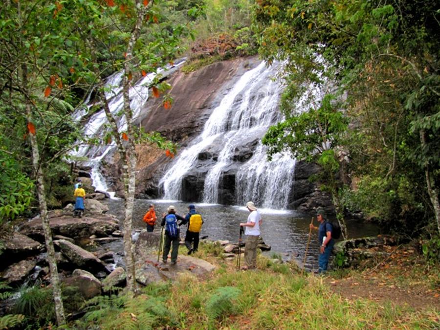 Cachoeira do Jacu Pintado (Foto: Divulgação)